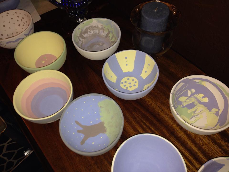 WVU Kirk Empty Bowls Mission Project