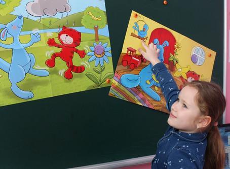 Изучать английский с детского садика или нет?