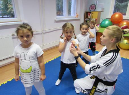 Физическое воспитание в детском саду