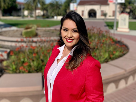 HERLINDA CHICO LAUNCHES CAMPAIGN FOR LONG BEACH CITY COLLEGE BOARD