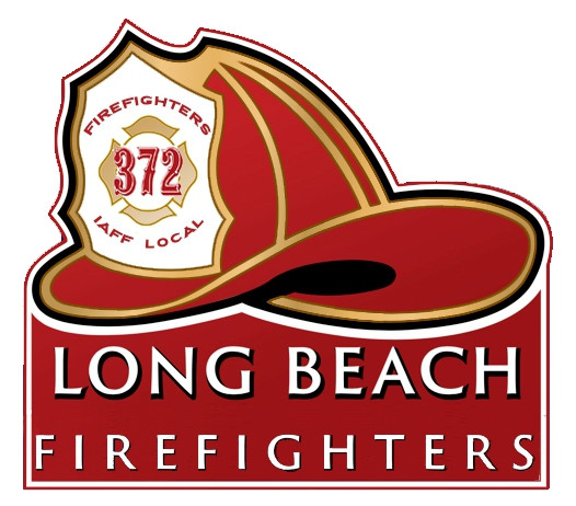 Long Beach Firefighters Local 372 Logo
