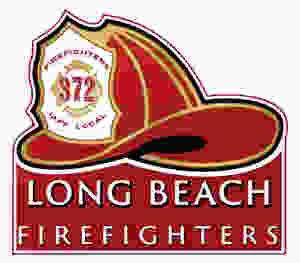 Long Beach Firefighters Local 372 Logo