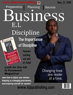 E.L Discipline-Foreward Magazine