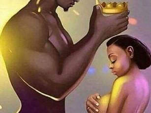 I am his Queen