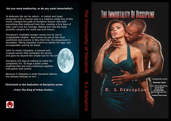 The Immortality of Discipline, by E.L Discipline