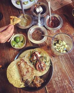 Best Vegan Tacos - SMA