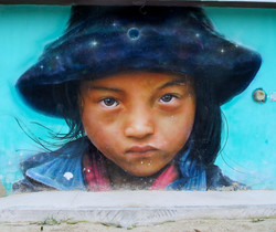 Holbox - Street Art