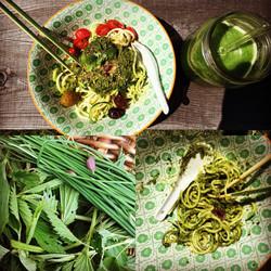 Vegan, Wild Foods, Garden to Table
