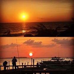 Sunrise ~ Sunset