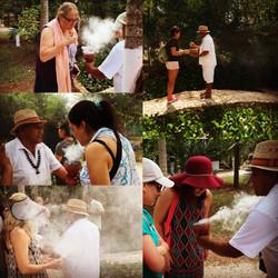 Mayan Cleansing Ritual