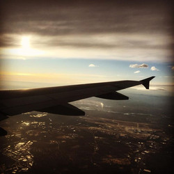 Flying over to Guanajuato