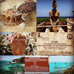 Goddess Ixchel ~ Isla Mujeres