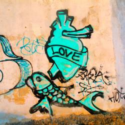 Isla Mujeres Street Art