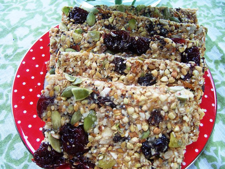Sprouted Buckwheat Granola RV