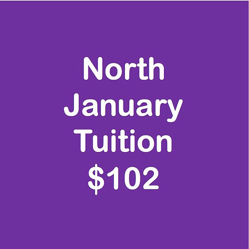 North January Tuition