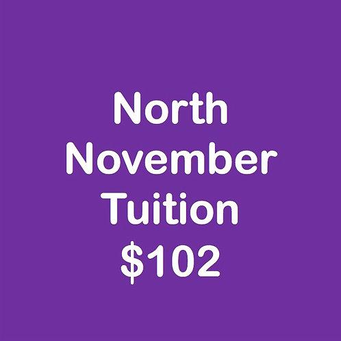 North November Tuition