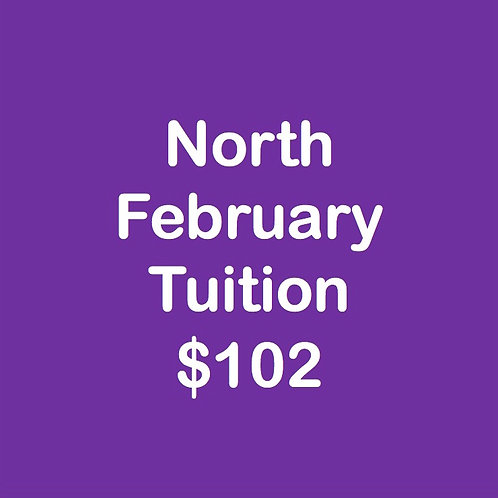 North February Tuition
