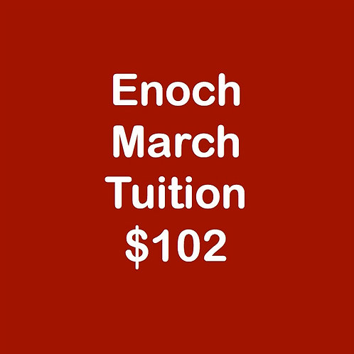 Enoch March Tuition