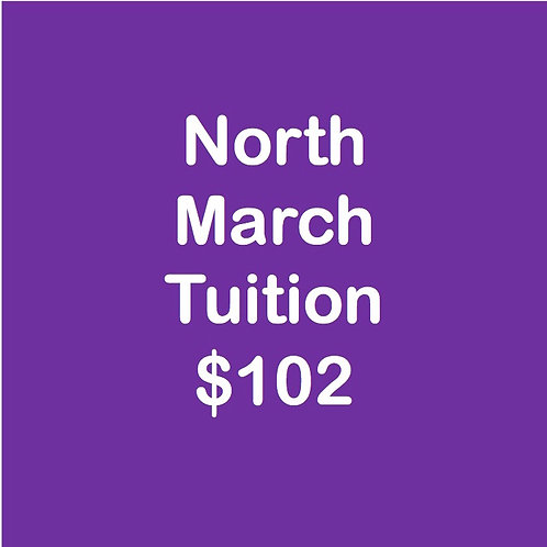 North March Tuition