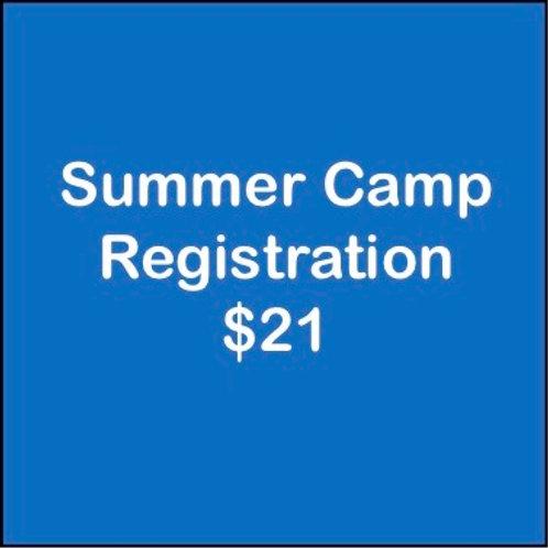 Summer Camp Registration Fee