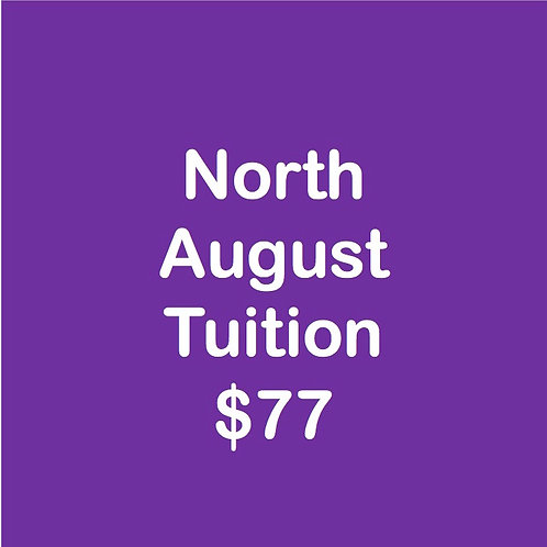 North August Tuition