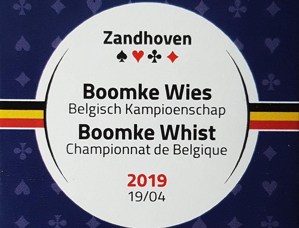 Card Deck - Limited Edition Wiezen Boomke Wies