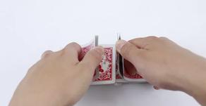 """Tutorial: kaarten schudden: """"Hindu Shuffle"""""""