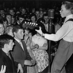 Me at the Barrowland ballroom Glasgow