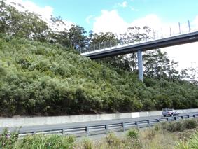 Tugun Bypass after – February 2012