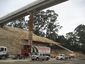 Tugun Bypass before – January 2008