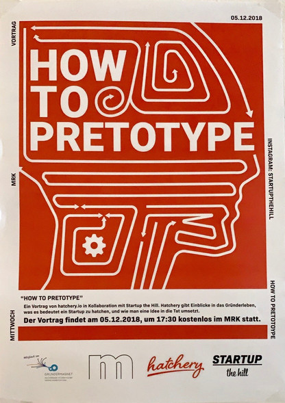 How to Pretotype: Poster