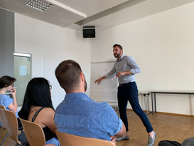 Fuckup oder Big Business: Roman Steinbrenner gibt Tipps für die Gründung des eigenen Startups