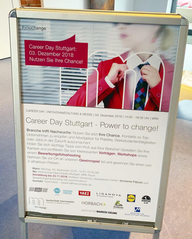 Career Day: Poster