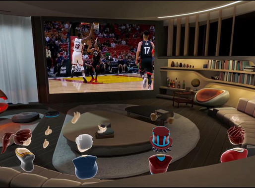 3D Movies on the rise but 3D TVs are dead : Solution – VR Goggles