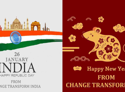 CHANGE TRANSFORM INDIA