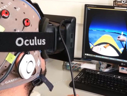 Neuroplasticity through virtual and augmented reality