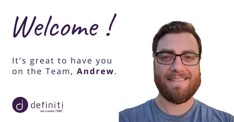 Andrew McMahon Welcome