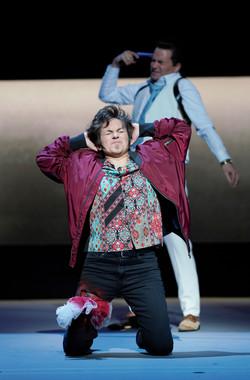 "Romeo in Bellini's ""I Capuleti e i Montecchi"""