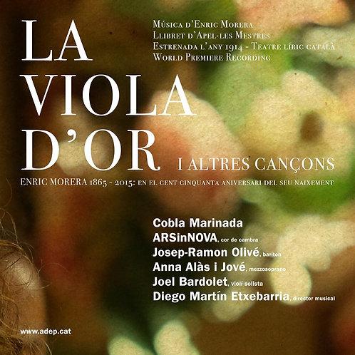 """E. MORERA """"La Viola d'Or i Altres Cançons"""""""