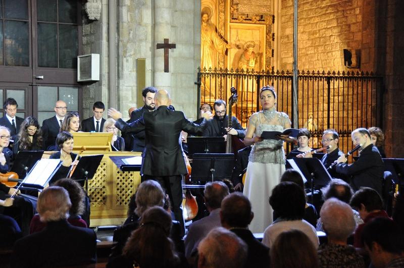 Cicle Cantates de Bach L'Auditori