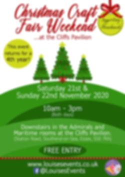 Christmas Craft Fair Weekend Leaflet.jpg