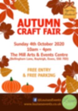 Leaflet - Autumn Craft Fair.j