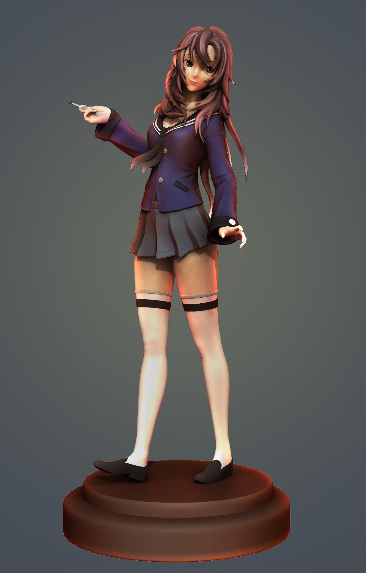 Tassy Sakurai Figurine