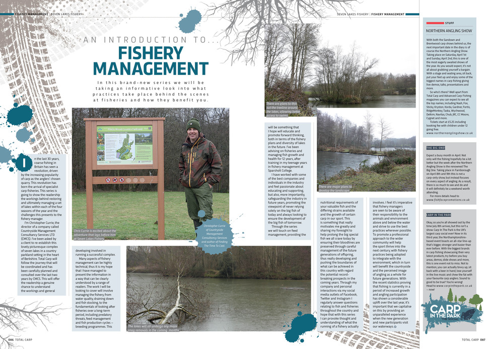 INTRODUCTION TO FISHERY MANAGEMENT