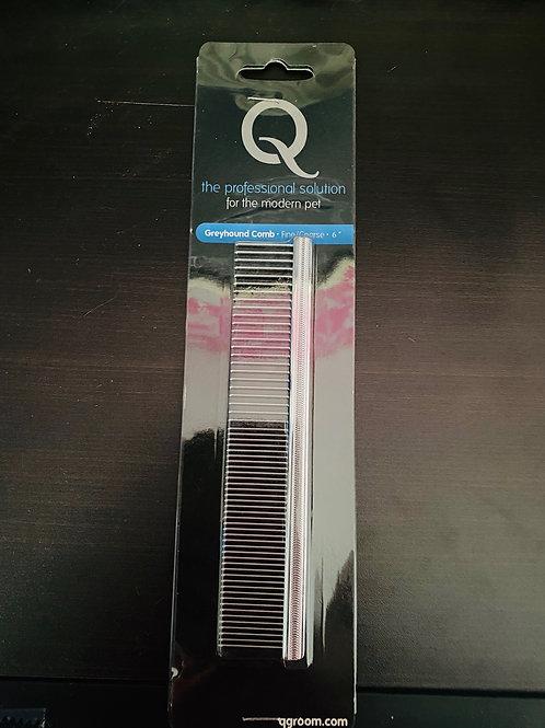 "Q comb fine course 7.5"""