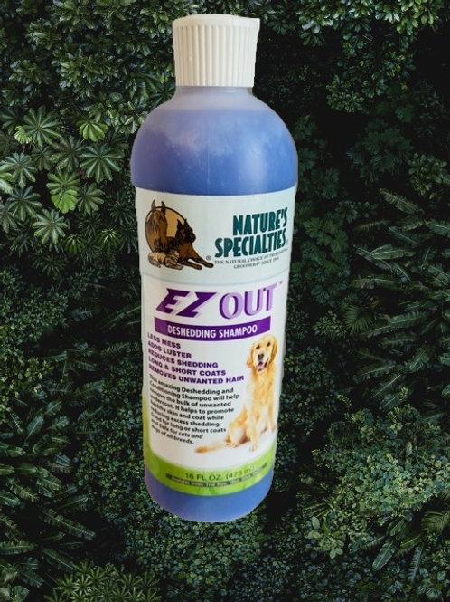 EZ Out Deshed Shampoo