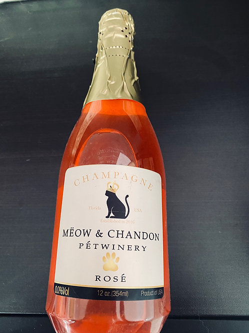 Pet Winery Meow & Chandon
