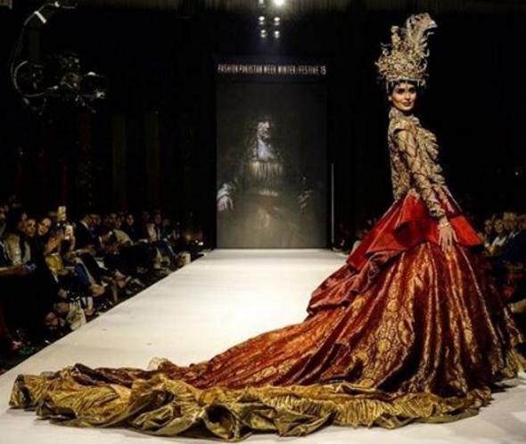 Fashion Pakistan Week 2015 (photo credit: Fashion Pakistan)