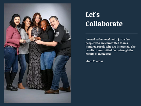 Collaboration is Key to Your Long Term Success