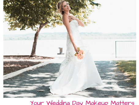 5 Reasons to Hire a Professional Makeup Artist on Your Wedding Day